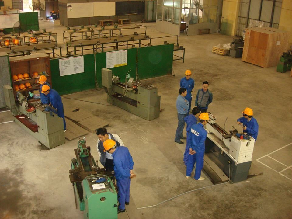 Welding Metal Annual Training Course