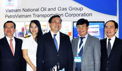 PVTrans attended the PetroVietnam Conferences and Exihibition from 21st to 23rd Oct 2015