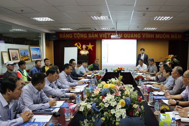 Association of the Korea Seafarer's Union - Aksu visited PSM